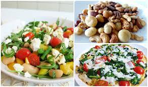Gezond vegetarisch
