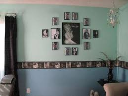 hollywood guest bedroom stars wall decor ideas traditional