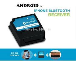 bluetooth garage door opener iphone app fluidelectric