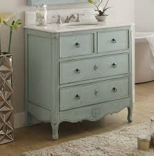 cottage style double bathroom vanity. 34 inch bathroom vanity cottage beach style vintage light blue color (34\ double l