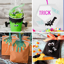 homemade halloween candy bags. Interesting Bags 20 Best DIY Halloween Treat Bag Boxes Cups And More Perfect Favors And Homemade Candy Bags Itu0027s Always Autumn