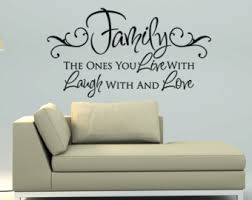 living room wall art quotes