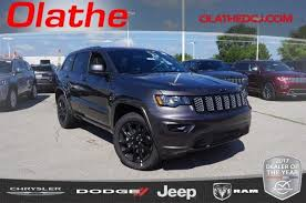 2018 jeep overland high altitude. simple overland 2018 jeep grand cherokee altitude 4x4 olathe ks  kansas city overland park  independence 1c4rjfag3jc121401 in jeep overland high altitude