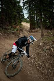 Amateur mountain bike races