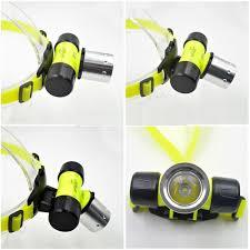 Đèn pin đội đầu thợ lặn chuyên dụng siêu sáng bóng led CREE XML T6 pin sạc  18650, giá tốt nhất 236,000đ! Mua nhanh tay!