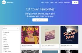 How To Create Album Artwork For Free Using Canva Reverbnation Blog