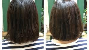 ブログ見てのご来店髪型飽きたので変えたいけど伸ばしたいってある