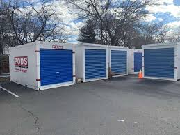storage units outside greater bridgeport fellowship church which conned donations for a local toys