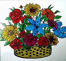 Beautiful Flower Designs For Glass Painting Glass Painting Pictures Flowers Visit Web For High Res
