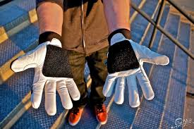 Rayne Hand Jobs Factory Second Slide Gloves Rayne Longboards