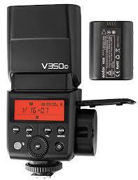 Вспышка <b>Godox</b> Ving V350C для Canon   Вспышки для ...