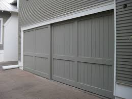 sliding garage doorsSliding Garage Doors White   Sliding Garage Doors
