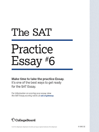 sat practice essay sculpture arts general