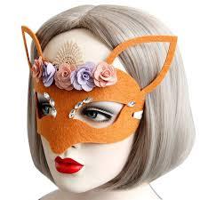 Mask Decorating Supplies Sexy Elegant Eye Face Mask Masquerade Ball Carnival Fancy 15