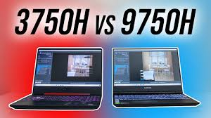Intel i7-9750H vs Ryzen 7 3750H - Laptop CPU Comparison and Benchmarks -  YouTube