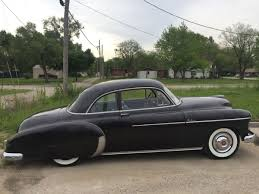 Projects - 1949 Chevy Sports Coupe | The H.A.M.B.