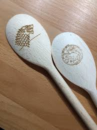 Wooden Spoon Game Gorgeous 32 X Game Of Thrones Wooden Spoon Please Let Me Know Which One You