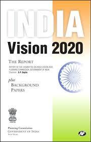my essay  vision 2020