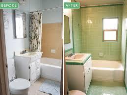 remodeled bathrooms with tile. Vintage Mint Green Bathroom Remodeled Bathrooms With Tile E