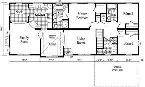 ... 4 Bedroom Floor Plans One Story With 1 Story 4 Bedroom House Floor Plans  Lovely 139
