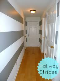hallway finally. Pretty Sweet Right? If You Are Smart And Buy Enough Paint, Don\u0027t Have 4  Young Kids Who Wake Up Super Early In The Morning, Therefore Need To Go Hallway Finally .