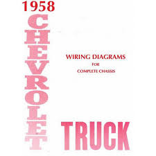 wiring diagrams bob s chevy trucks 1958 chevy truck wiring diagram