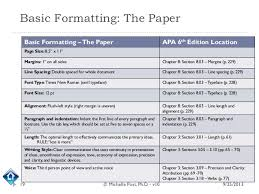 Apa Line Spacing Apa 6th Ed Tutorial V10
