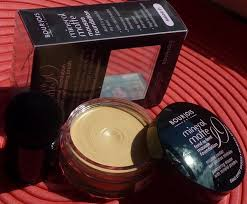 Bourjois Mineral Matte Mousse Foundation Perfecting Brush
