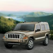 2006 Jeep Commander Review, Ratings, Specs, Prices, and Photos ...