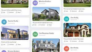 real estate ad how real estate agents can get started with facebook ads