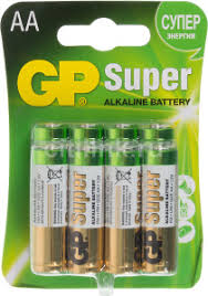 <b>Батарейка GP Super Alkaline</b> 15A LR6 AA (8шт) Батарея ...