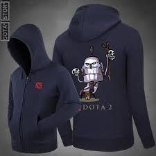 dota 2 witch doctor hooded sweatshirt zip up hoodie dota 2 store