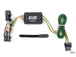 ford ranger trailer wiring kits suspensionconnection com ford ranger trailer wiring kit 1993 1999 by curt mfg 55325