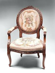 antique upholstered rocking chair letscre8 intended for chairs plan 19