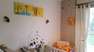 Impressionnant Chambre B B Jungle Avec Decoration Chambre Bebe