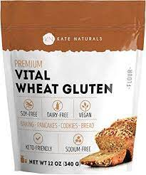 Easy low carb bread recipe (almond flour bread) wholesome yum. Amazon Com Premium Vital Wheat Gluten For Baking 12oz Kate Naturals High Protein Low Carb Vegan Non Gmo Fresh Perfect For Keto Make Seitan And Low Carb Bread Grocery