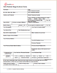 20 Medical Form LOGS sheets & TEMPLATES | Document Hub