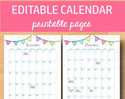 monthly printable calendar 2018 monthly planner 2018 wall