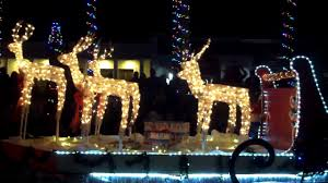 Enanders Christmas Lights Christmas Parade In Venice Fl