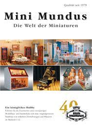Mini Mundus 40 Jahre Jubiläumskatalog By Mini Mundus Issuu