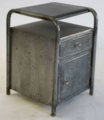 metal industrial furniture. Furniture Metal Stand Table Awesome Nightstand Industrial Fresh Pics For Style And Tv T