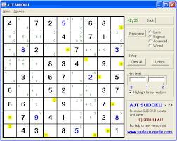 Ajt Sudoku Windows 10 Screenshot Windows 10 Download
