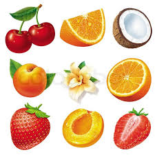 pictures of different fruit. Contemporary Different Set Of Different Fruits Isolated On White Background  Stock Photo  Colourbox In Pictures Of Different Fruit