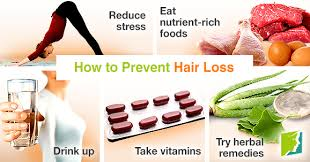how to prevent hair loss menopause now