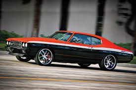 1970 Chevy Chevelle - Well-Dressed Brute - Popular Hot Rodding ...