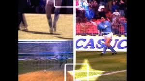 Finale Coppa Italia 1986 - 1987 - Atalanta - Napoli 0 - 3 - YouTube
