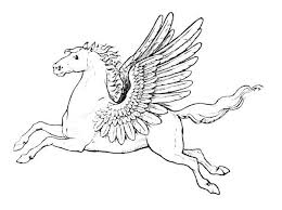 Printable Pegasus Coloring Pages 117 Activity Get Coloring Page