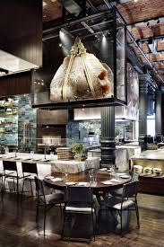 A rotating selection of guest chefs take up residence at the most open of  open kitchens in NYC... SaltsRestaurant DesignRestaurant ...