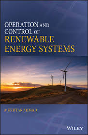 <b>Operation and</b> Control of Renewable Energy Systems | Renewable ...