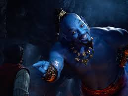 Will Smiths Aladdin Genie Is Already A Meme Wired